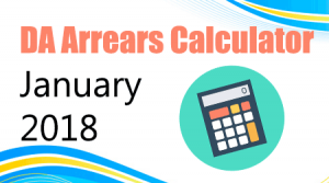 DA Arrears Calculator