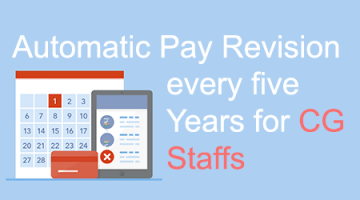 Automatic Pay Revision