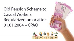 Old Pension Scheme
