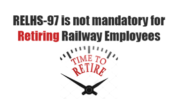 Retiring Railway Employees