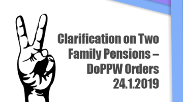 Two Family Pensions