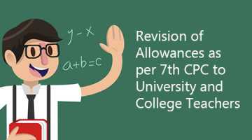 Revision of Allowances